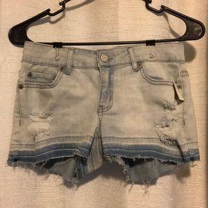 Size 2 aero shorts